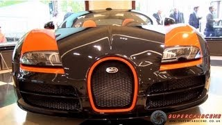 £10Million Bugatti Garage! WR Edition SS + Vitesse!