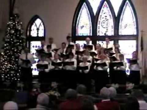 """Child of Peace"" Cantata by Ottawa County Choir  Dec. 2004"