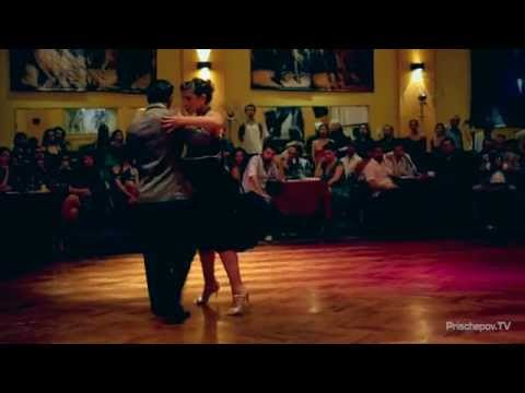 Stefania colina y juan martin carrara buenos aires salon canning youtube for A puro tango salon canning