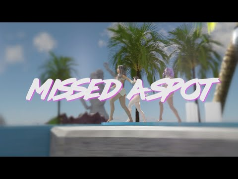 """Dinah Jane – """"Missed A Spot"""" (Official Animated Visualizer)"""