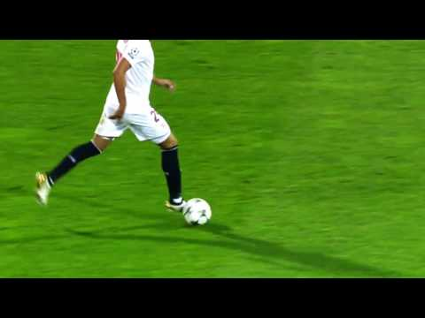 Samir Nasri Vs Dinamo Zagreb (A) HD 720p By Beckert