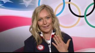 One-on-one with snowboarder Jamie Anderson