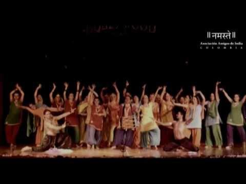 Bailamos Bollywood en Colombia I