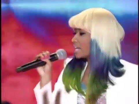 Nicki Minaj 'Did It On Em & Moment 4 Life' Live On BET's 106 & Park 2010