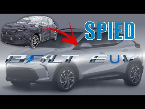 Chevy Bolt EUV - Spied On The Road