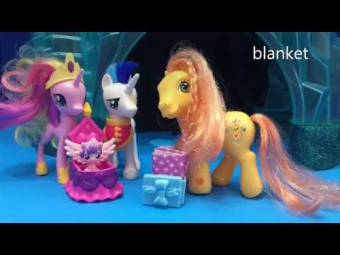 MLP: Baby Flurry Heart's ABC Birthday Party (Part I)