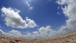 Doljanskaya kosa Azov Sea - Sony Action Cam HDR-AS100V - Timelapse(Должанская коса, Азовское море, Серф-Кайт-Спот., 2015-07-29T18:51:58.000Z)