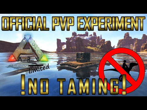 Official PVP Experimental: No Taming [140] | Setting Sail For Oil! | Ark: Survival Evolved | EP:5