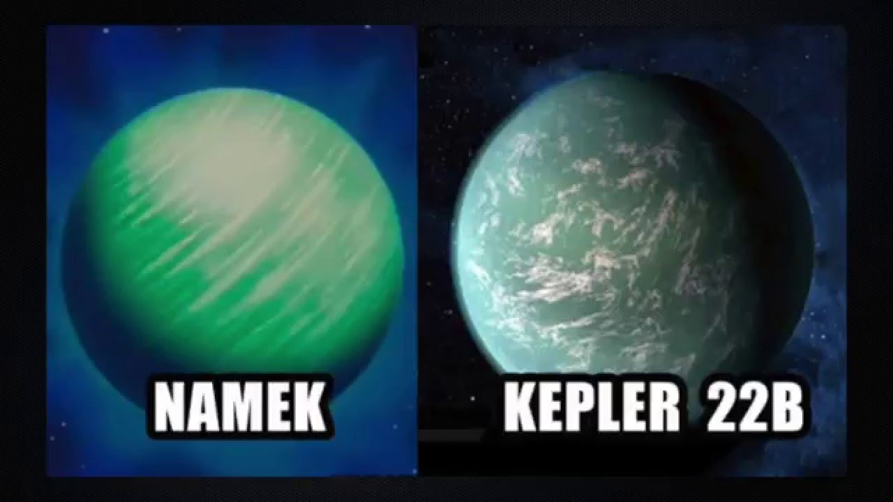 petition to rename a planet namek youtube