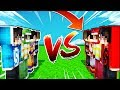 YOUTUBERS VS YOUTUBERS.EXE ?? MINECRAFT ESCONDITE TROLL