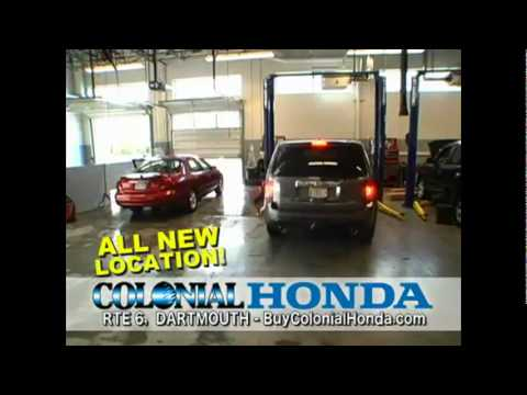 All New Colonial Honda Of Dartmouth Express Service Lube U0026 Oil Change