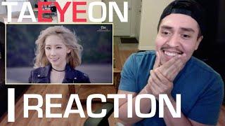 Gambar cover TAEYEON 태연 I (feat. Verbal Jint) MV Reaction