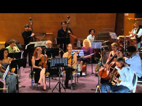 Cape Town Goema Orchestra performing South Atlantic Suite by Mac McKenzie