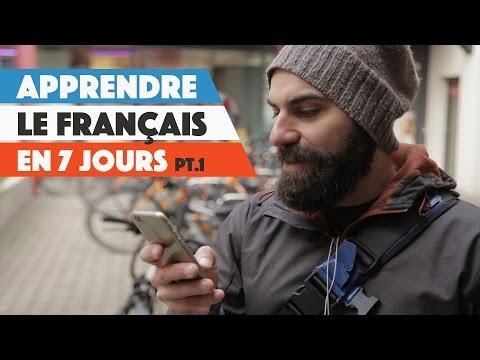 Babbel  Apprendre le français en une semaine  The French Challenge - Épisode 1