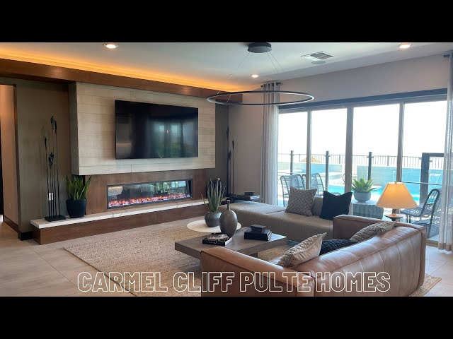 Carmel Cliff by Pulte Homes | New Homes For Sale las Vegas | Summerlin | Vittoria Home Tour 1.1m+
