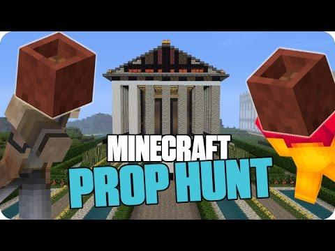 ¡GRAN MACETA, MEJOR PERSONA! | Prop Hunt Minecraft from YouTube · Duration:  12 minutes 10 seconds