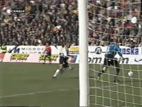 Landskrona - Helsingborg 6-2 (Skånederby, Allsvenskan 2002)