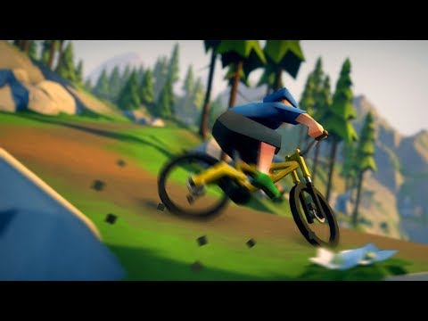 LONELY MOUNTAINS: DOWNHILL - Official Gameplay Trailer  2018 (PC)