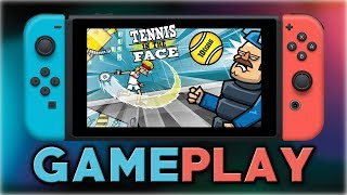 Tennis in the Face | First 10 Minutes | Nintendo Switch