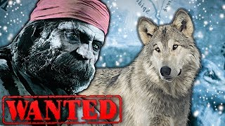 Bounty Hunting the Wolf Man! - Red Dead Redemption 2 Online Gameplay