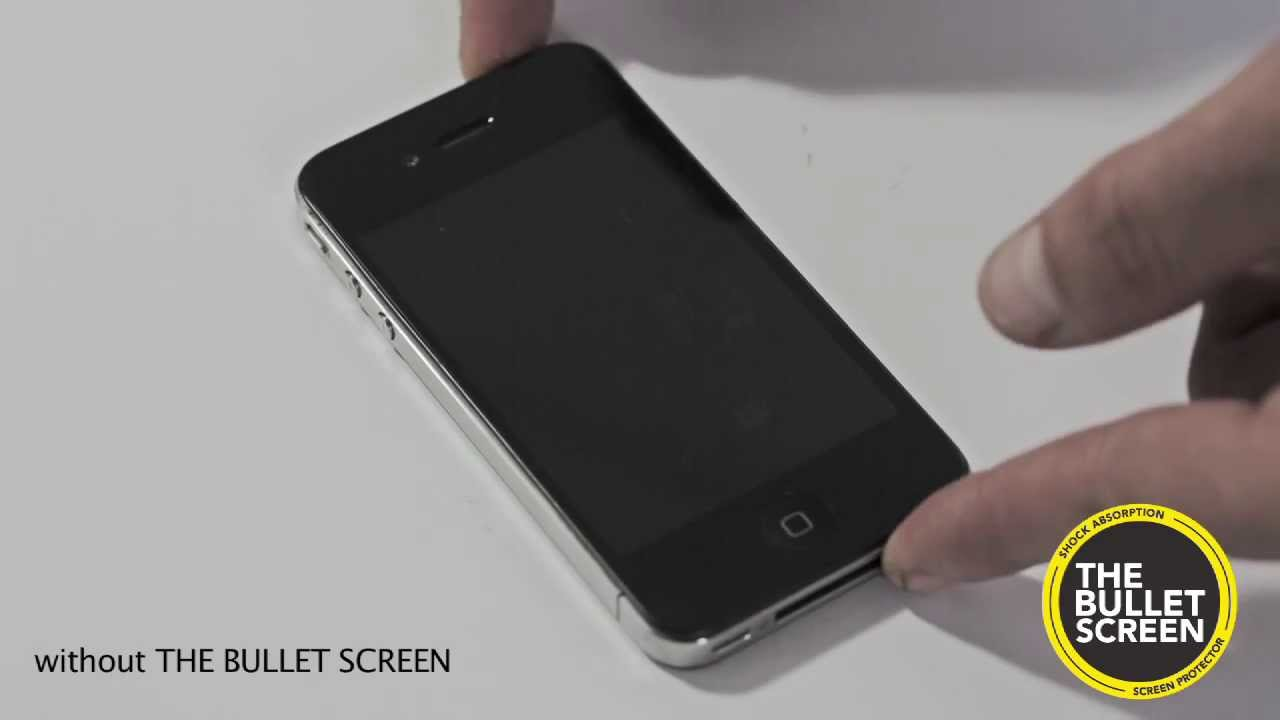 the bullet screen protector must watch until the end