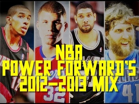 NBA Power Forward