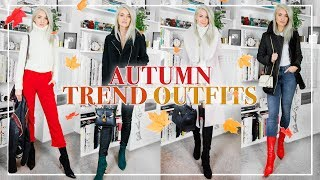 AUTUMN OUTFITS YOU ALREADY OWN | RESTYLING LAST SEASON