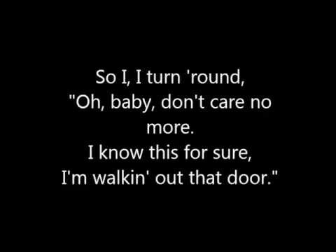 Last Nite - The Strokes (with Lyrics)