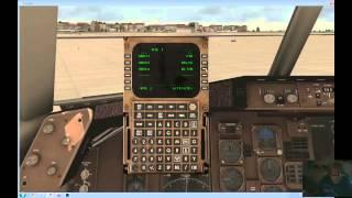 Programming the B757 FMC