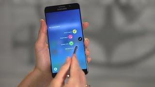 CNET How To - Wield Samsung's Note 5 S Pen like a boss