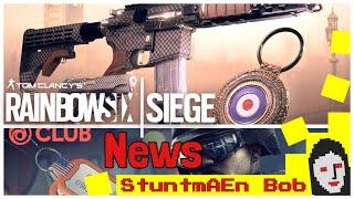 *NEW* CONSTABLE BUNDLE & CASTLE BIRTHDAY CHALLENGE this week! Rainbow Six Siege NEWS Presentation
