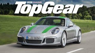 Porsche 911 R | TEST | TopGear Polska