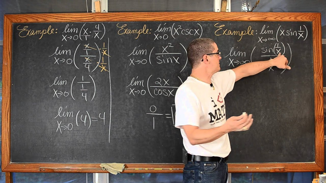 L Hospital S Rule Lesson With 8 Examples