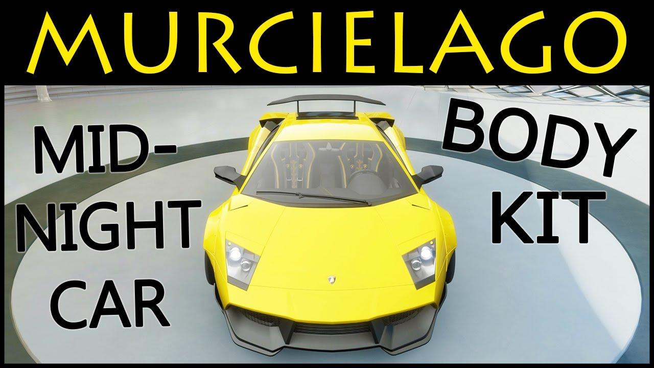 Lamborghini Murcielago Sv Body Kit Tune Wide Body Gameplay