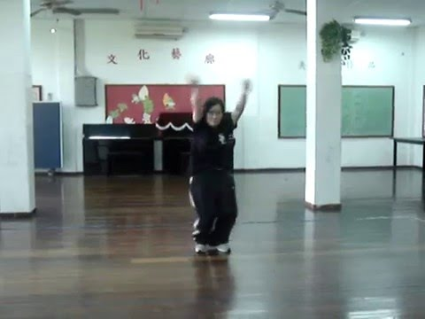 Jelly Lin舞蹈教學 Freedom