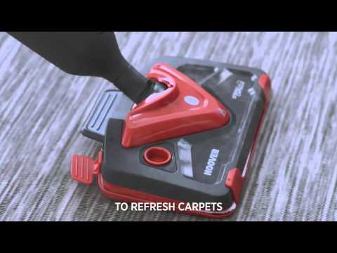 6cd8aabc437 Hoover Steam Capsule - English - YouTube