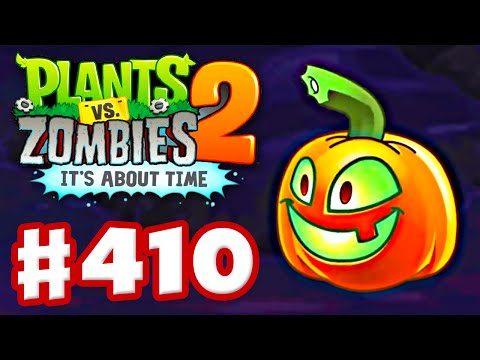 Plants vs. Zombies 2: It's About Time - Gameplay Walkthrough Part 410 - Jack O' Lantern! (iOS)