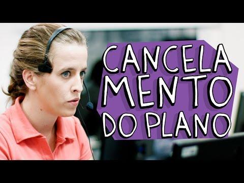Cancelamento plano 1