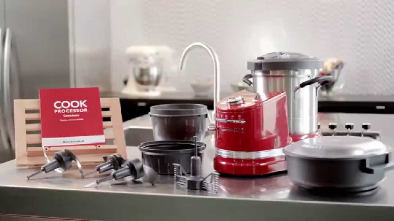 Kitchenaid cook processor revolutionise your kitchen youtube - Recette kitchenaid cook processor ...