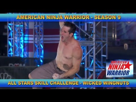 ANW: All Stars Skills Competition - Wicked Wingnuts (Season 9)