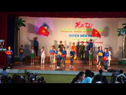 Hội thi Tiếng hát Học đường-Diên Khánh 2013