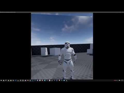 Unreal Engine + Vive + Kinect