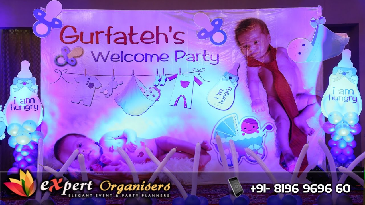 expert birthday balloon decorators at hotel hometel chandigarh