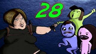 Resident Evil 4: Faulty Doors - Part 28 - Bittersweet Bros