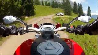 Valley low mountain high - Ducati Monster 796