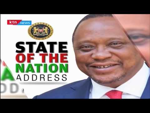 Sunday Edition: Analysis of President Uhuru's State of the Nation address