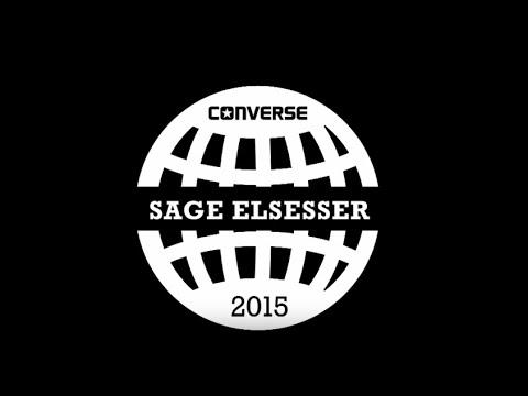 Converse One Star World Tour Spotlight: Sage Elsesser