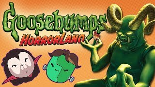 Goosebumps HorrorLand - Game Grumps