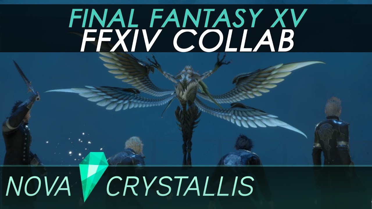 Here's a closer look at the Final Fantasy XIV collaboration in Final