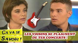 Gambar cover Les voisins se plaignent de tes concerts ! - Ça va se savoir !